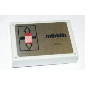 Märklin 416850 Kontrollbox för Märklin 7294 Lokbrygga, 1 st