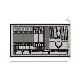 Eduard 48597 Etsark Exteriörsdetaljer för SAAB J35 Draken (Hasegawa) Skala 1/48