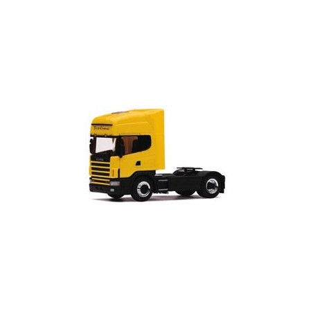 Herpa 110235 Scania 144 Topline Dragbil PC-Box