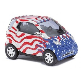 "Busch 48983 Smart Fortwo ""Crazy Cars"""