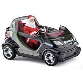 Busch 48978 Smart Cabrio med Jultomte