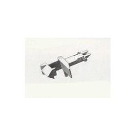 """Fleischmann 9525 Standard koppel """"Clip-in"""""""