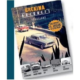 Brekina 12208 Brekina Autoheft 2008/2009