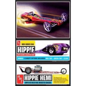 "AMT 605 Dragster ""Hippie Hemi"""