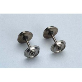 Piko 56053 Hjulaxel, 2 st, DC, 10,3 mm