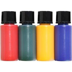 Beli-Beco FL-4 Glödlampsfärg, röd, grön, gul och blå