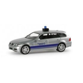 """Herpa 048064 BMW 3 touring ™ """"THW LV Berlin, Brandenburg, Saxony-Anhalt"""""""