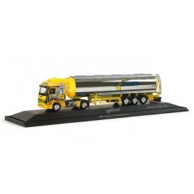 """Herpa 121163 Mercedes Benz Actros L jumbo tank semitrailer """"Theiler"""""""