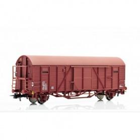 NMJ 604301 Godsvagn SJ Gbls-u 156 4 918-5