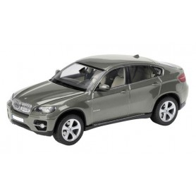 Schuco 07212 BMW X6, grey metallic