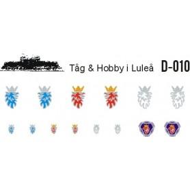 Tåg & Hobby D010