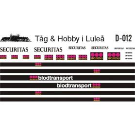 Tåg & Hobby D012
