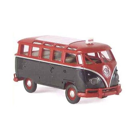 "Brekina 31819 VW Samba T1b ""Taxi France"""