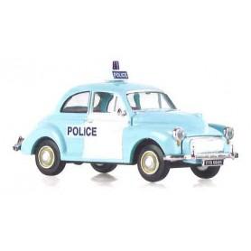 "Brekina 15204 Morris Minor Limousine ""Police"", TD"