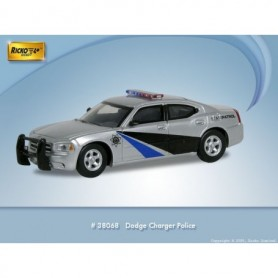 Ricko 38068 Dodge Charger Police