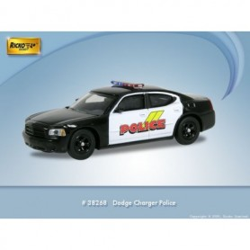 Ricko 38268 Dodge Charger Police