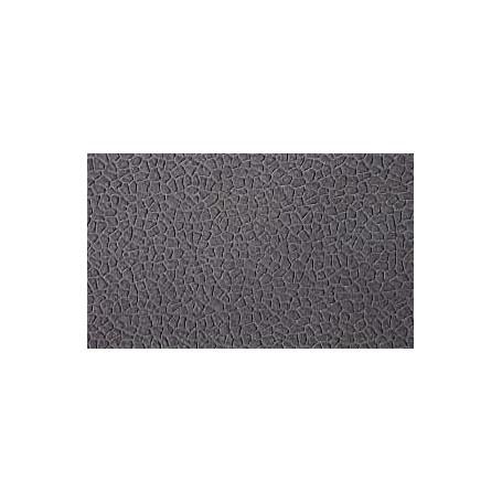 Merkur 301031 Murplatta, grå, naturstens-murverk, styroplast, 20 x 50 cm