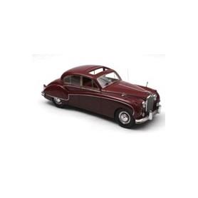 Neo 87207 Jaguar Mk8, mörk röd, 1957