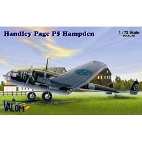 Valom 72045 Flygplan Handley Page P5