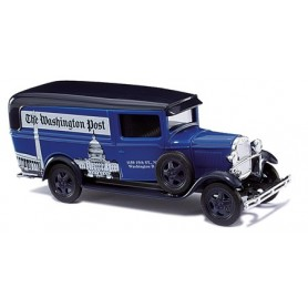 "Busch 47726 Ford Model AA ""The Washington Post"""