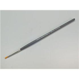 Tamiya 87045 Pensel High Finish Flat Brush No.02
