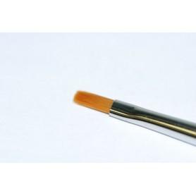 Tamiya 87046 Pensel High Finish Flat Brush No.0