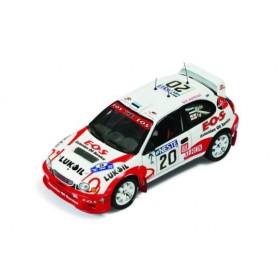 IXO RAC147 Toyota Corolla WRC No.20 M.Märtin - M.Park Rally Finland 2000