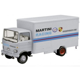 "Schuco 03528 Mercedes Benz LP608 ""Martini Racing"""