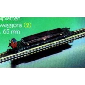 Heico 16021 Vagnslast med byggstålsmattor