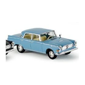 Brekina 15504 Borgward P 100, pastellblå, TD