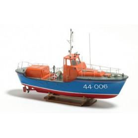 Billing Boats 101 Royal Navy Lifeboat, komplett byggsats i trä med plastskrov