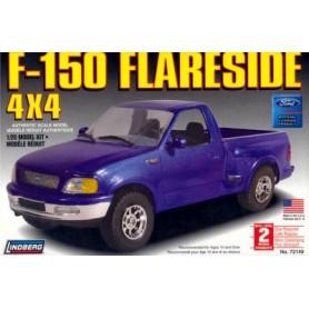 Lindberg 72149 Ford F-150 Flareside 4x4