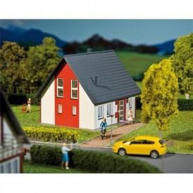 Faller 232320 Enfamiljshus, röd