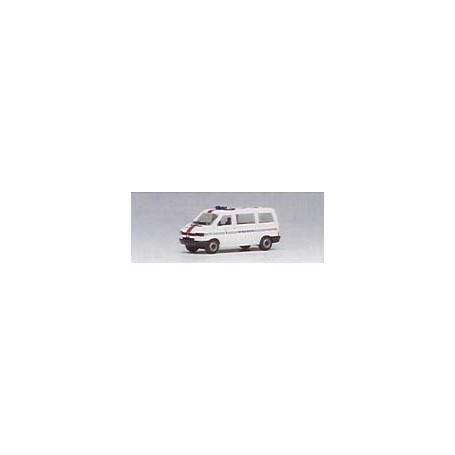"""Herpa 002014 VW Caravelle Transporter """"Gendarmerie"""""""