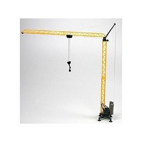 Promotex 6388 Construction Crane In Yellow