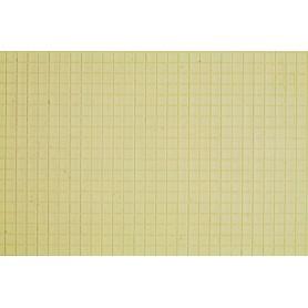 Noch 57482 Kakelgolv, beige, 3D, mått 30 x 12 cm