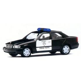 """Herpa 186513 MB C220 """"Polizei"""" GR"""