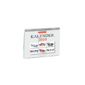 Wiking 00710 Almanacka/Kalender 2010 Wiking, 12 st Wiking motiv