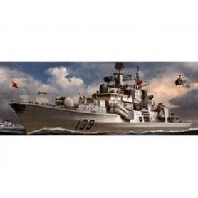 """Bronco BB2002 Fartyg Chinese Navy DDG 139 """"Ningbo"""" Sovremenniy Class Type 956EM Destroyer"""