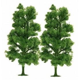 Busch 6729 Träd, 2 st, 70 mm hög