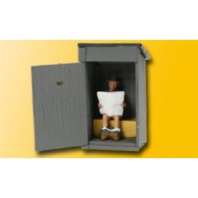 Viessmann 5000 Utedass med rörlig dörr, figur