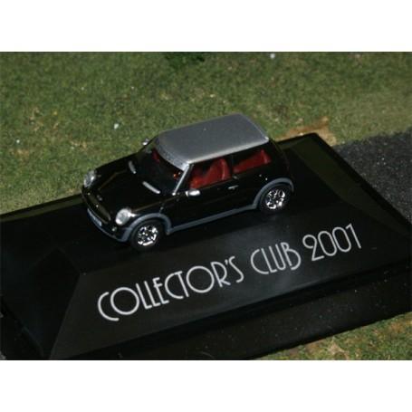 Herpa 196642 Mini Copper New (TM) PC-Box Collectors Club 2001