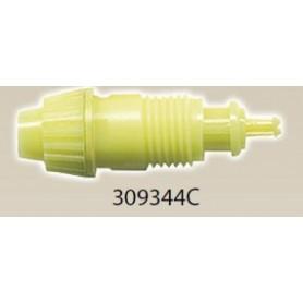 Aztek 9344C Munstycke, 1,02 mm, gul