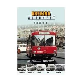 Brekina 12209 Brekina Autoheft 2009/2010