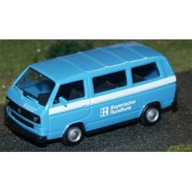 """Herpa 004117 Volkswagen Buss """"Bayerischer Rundfunk"""""""
