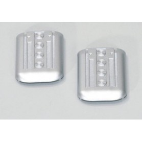 """AMW 90156 Klimatanläggning för Buss """"MB CapaCity"""", silver, 2 st"""