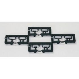 "AMW 90171 Backspegelsats ""Iveco Stralis"", svart, 4 st"