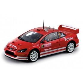 "Sun Star 4691 Peugeot 307 WRC ""M.Gronholm/T.Rautiainen Rally Monte Carlo 2005"""