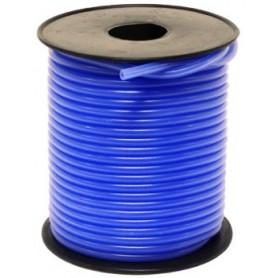 Texson 03202030 Bränsleslang, silikon, blå, 2.5x5 mm