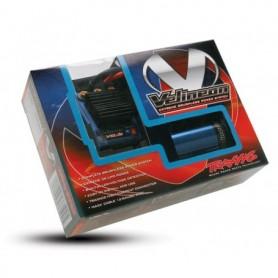 Traxxas 3350X Velineon? Brushless system med 3500 Brushless motor, komplett borstlöst system